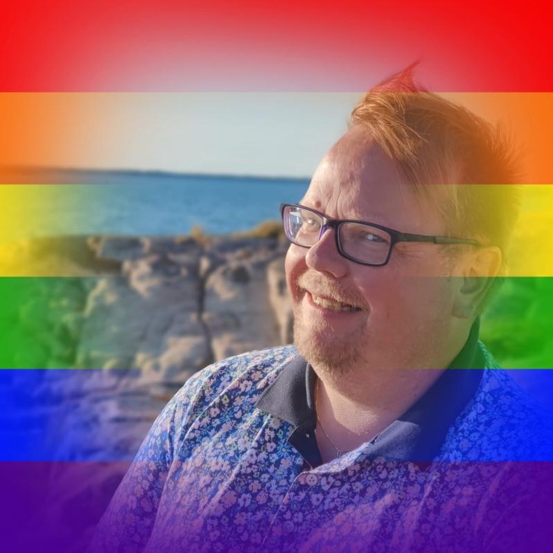 Profilbild på Johan